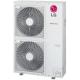 Klimatyzator kanałowy średniego sprężu Lg UM42F Standard - Inverter - agregat