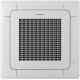 Klimatyzator kasetonowy 4 - kierunkowy Samsung STD Wind - Free AC100RN4DKG / AC100RXADKG