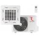 Klimatyzator kasetonowy Rotenso Tenji T140Wi / T140Wo - komplet