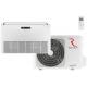 Klimatyzator podstropowy Rotenso Jato J120Wi / J120Wo - komplet