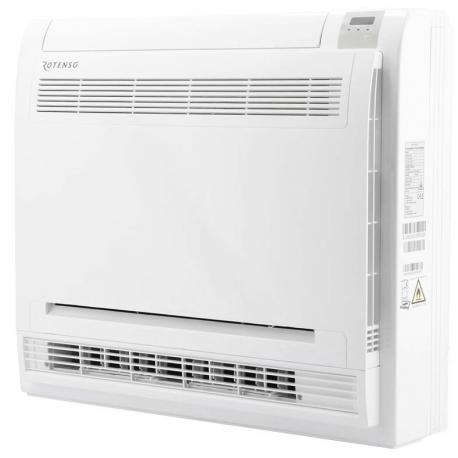 Klimatyzator podłogowy Rotenso Aneru A50Wm - jednostka wewnętrzna