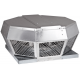 Wentylator dachowy Harmann VIVO 4-500/9200T