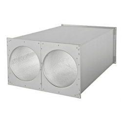 Dedykowany tłumik akustyczny Harmann SDR 6035 03