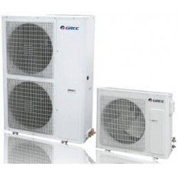 Klimatyzator Multi Gree GWHD(24)NK6LO - jednostka zewnętrzna