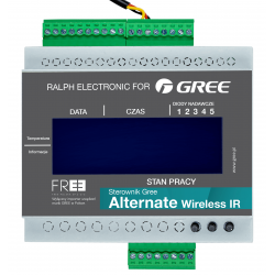 Sterownik Gree Alternate Wireless IR