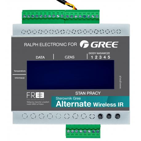 Sterownik Gree Alternate Wireless IR