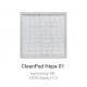 Filtr HEPA H13 Thessla Green do oczyszczacza powietrza Particle+ 500 CleanPad Hepa 01
