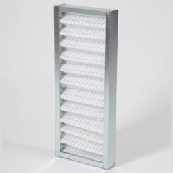 Filtr kasetowy plisowany antysmogowy do rekuperatora WANAS 350V/2, 350H/2