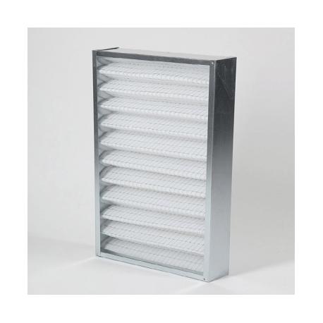 Filtr kasetowy plisowany do rekuperatora WANAS 800