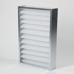 Filtr kasetowy plisowany antysmogowy do rekuperatora WANAS 800