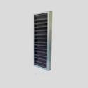 Filtr węglowy kasetowy do rekuperatora WANAS 350V/2, 350H/2