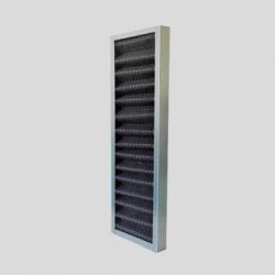 Filtr węglowy kasetowy do rekuperatora WANAS 550V/2, 550H/2