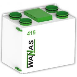 Rekuperator Wanas Basic 415V-E entalpiczny