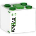 Rekuperator Wanas Basic 615V-E entalpiczny