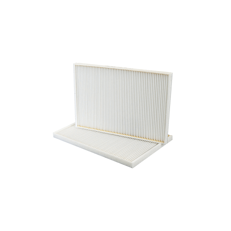 Filtry harmonijkowe do rekuperatora Mistral P 200 G4+G4