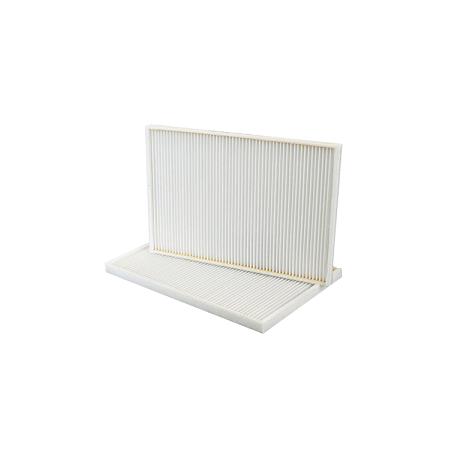 Filtry harmonijkowe do rekuperatora Mistral P 600 G4+G4