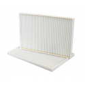 Filtry harmonijkowe do rekuperatora Mistral Pro 400 - 450 G4+G4