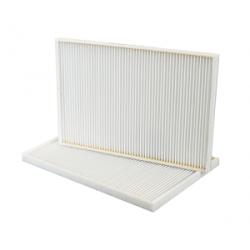 Filtry harmonijkowe do rekuperatora Mistral Slim 400 F7+F7