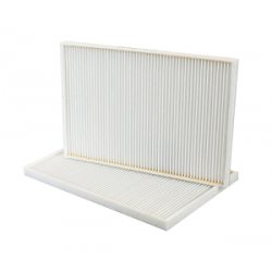 Filtry harmonijkowe do rekuperatora Mistral Slim 800 G4+G4