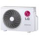 Klimatyzator ścienny Lg Deluxe DC12RQ - agregat