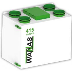 Rekuperator Wanas Hi-Tech 415V