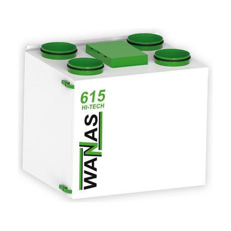 Rekuperator Wanas Hi-Tech 615V