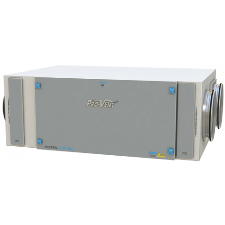 Rekuperator Pro-Vent Mistral Slim 800 EC