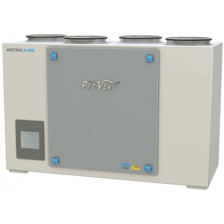Rekuperator Pro-Vent Mistral G 400 EC