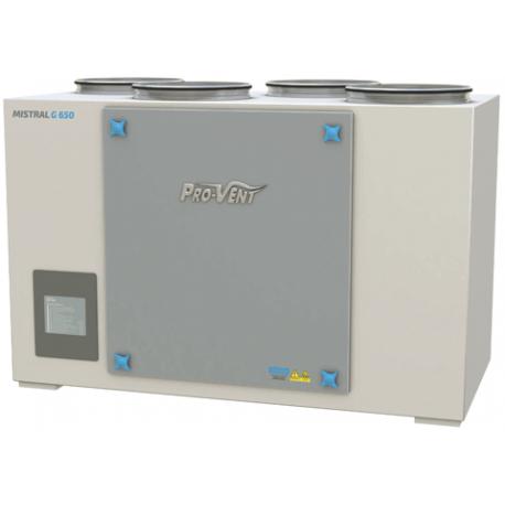 Rekuperator Pro-Vent Mistral G 650 EC