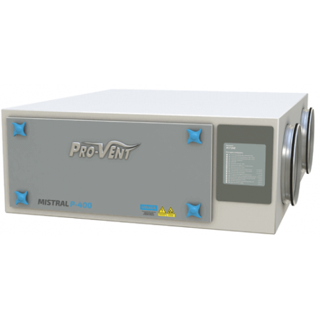 Rekuperator Pro-Vent Mistral P 400 EC